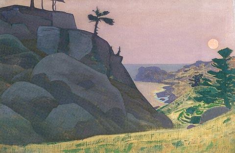 Н.К.Рерих. Монхеган. (Сказка?). Сюита «Океан». 1922