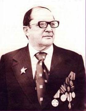 П.А. Ган. 1970-е гг.