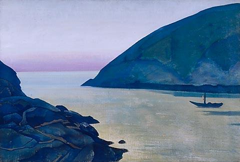Н.К.Рерих. Монхеган. (Надежда?). Сюита «Океан». 1922
