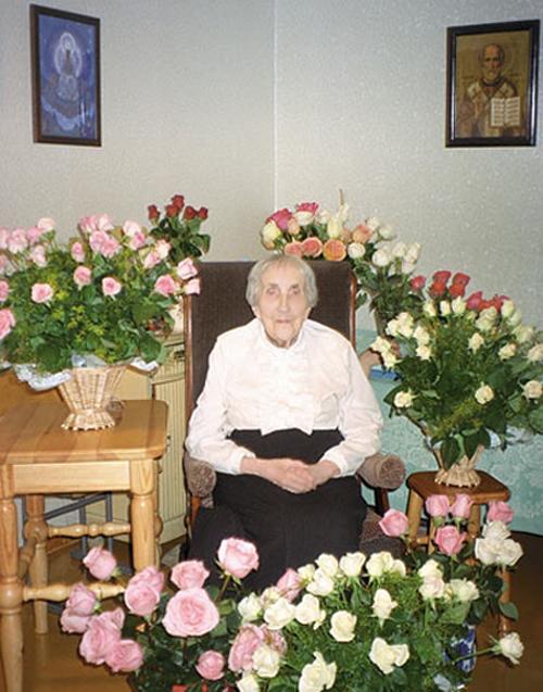 Наталия Дмитриевна Спирина. Последние годы жизни.