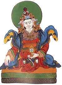 Царь Сонгцен Гампо