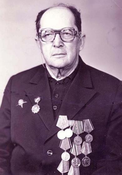П.А. Ган. 1985 год.