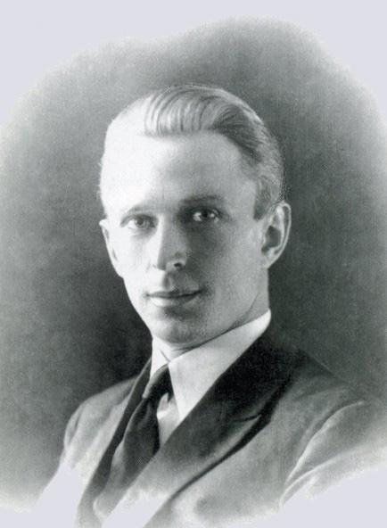 Абрамов 1920-е годы