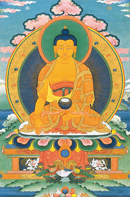 Шакьямуни Будда (Сакья Тукпа)