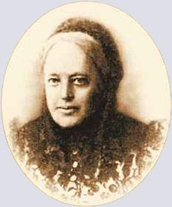 В.П. Желиховская сестра Блаватской