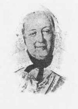 Бабушка Блаватской - Елена Павловна Фадеева.