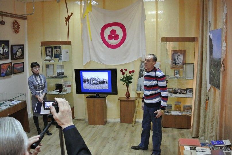 Юрий Тимофеевич Кудряшов, главный редактор журнала «Абакан», председатель Хакасского регионального отделения Союза фотохудожников России